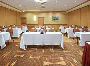 Flexible meeting space in Holiday Inn Houston Intercontinental Airport